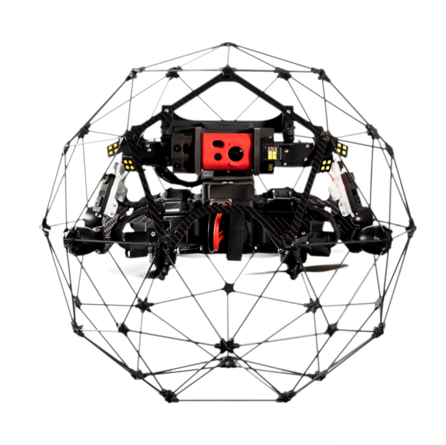 drone per rilevazioni